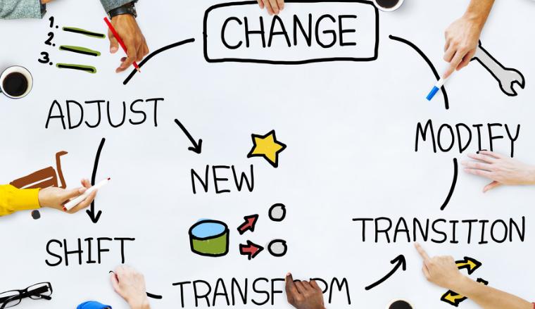 Conduite du changement : une approche à 360° qui requiert d'agir avec les équipes
