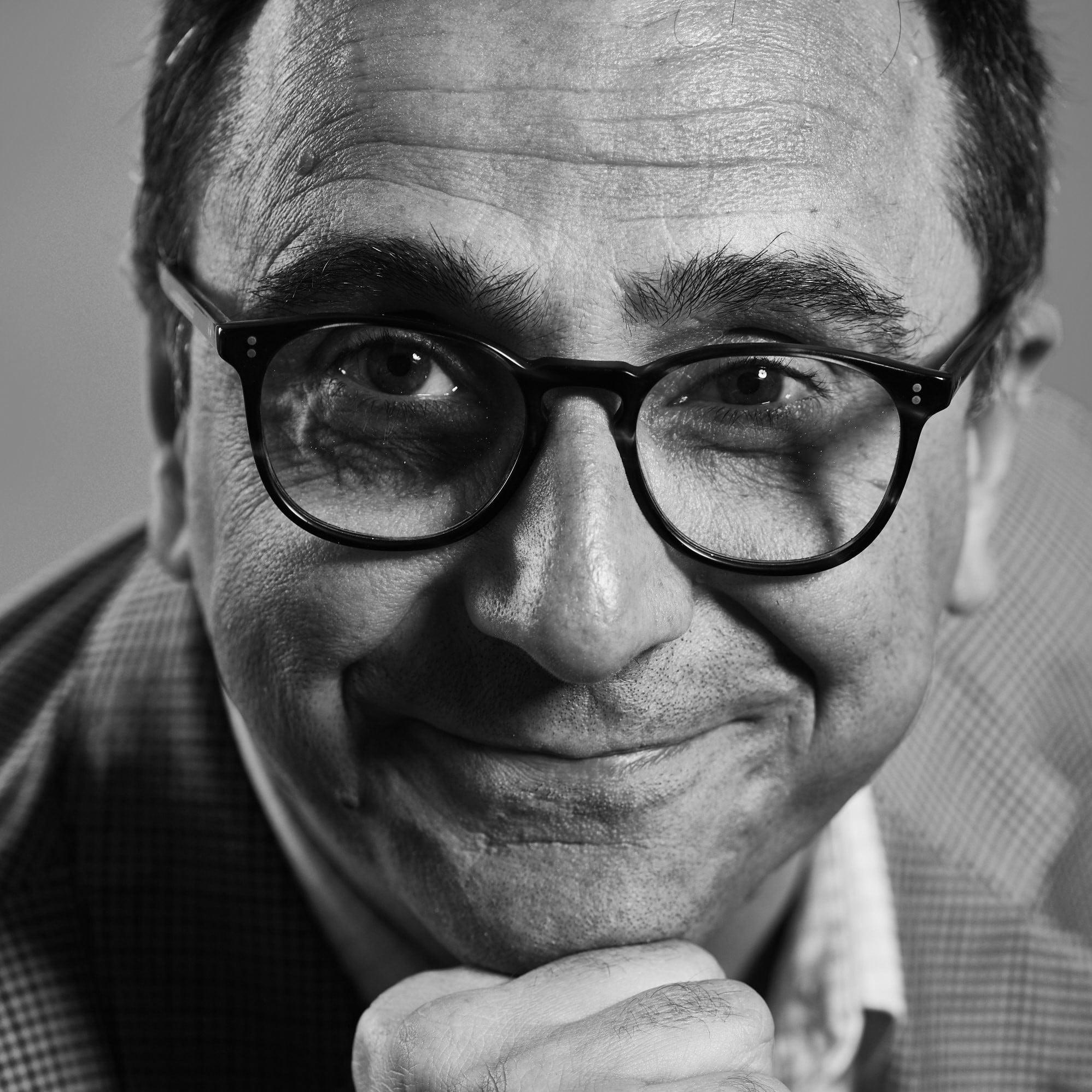 Portrait de Régis Gouraud, de l'Église au management de transition