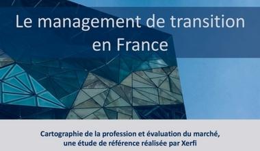 Publication de la 1ère étude de marché sur le Management de Transition