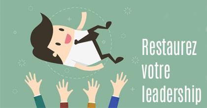Dirigeants, restaurez votre leadership grâce au renfort managérial ! - H3O